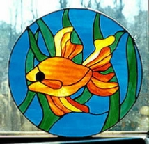 goldfish window