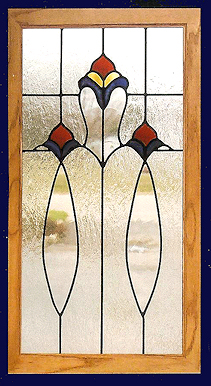 Simple Stained Glass Window Styles