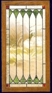 Customize Simple 15 Stained Glass Window