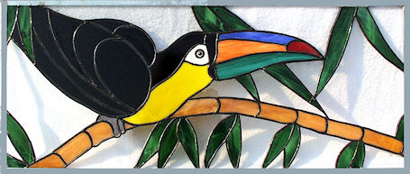 toucan transom window