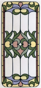 Victorian 9 cabinet panel