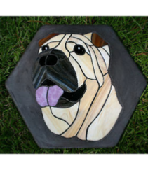 sharpei stepping stone